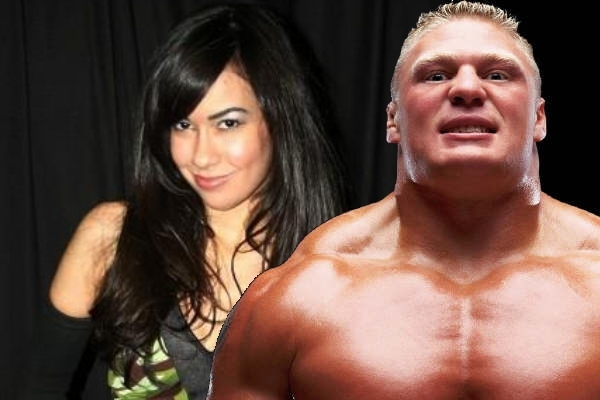WWE: Should AJ Be on Brock Lesnar and Paul Heyman's Team?
