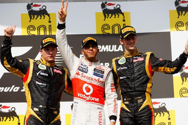2012 Hungarian Grand Prix: Lewis Hamilton Takes Victory in Subdued Race