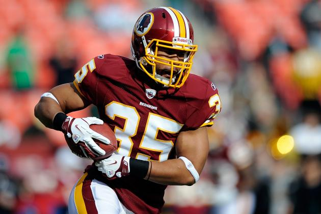 Evan Royster: Can 2011 6th-Rounder Emerge as Washington Redskins' Starting RB?