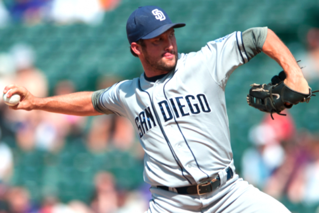 Huston Street and San Diego Padres Reportedly Agree on Contract Extension
