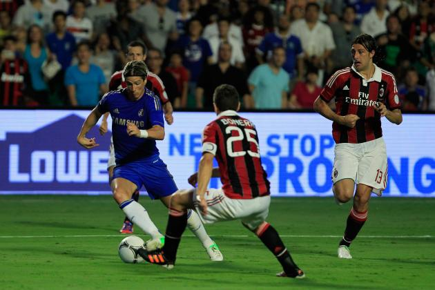 Chelsea vs. AC Milan: 5 Lessons Learned About the Blues from Friendly