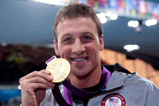 Ryan Lochte Grill: Controversial Mouthpiece Adds Intrigue to USA Swimming Star