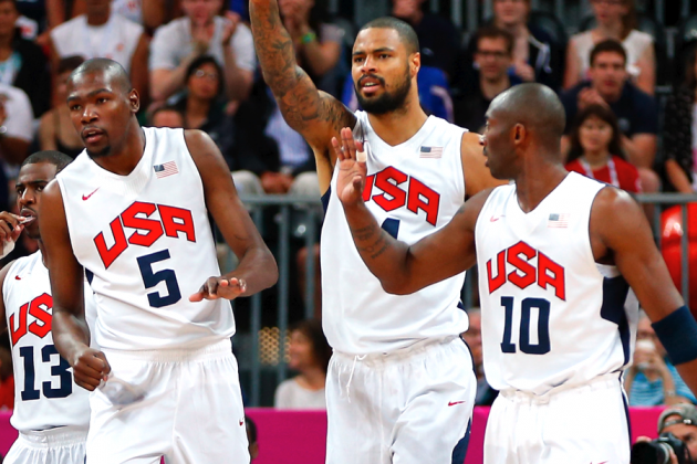 USA vs. France Olympic Basketball: Grades, Twitter Reaction and Analysis