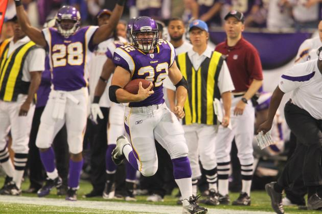 Projecting Toby Gerhart's Stats in 2012