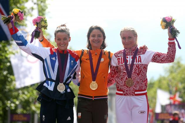 Summer Olympics 2012: Marianne Vos Wins Thrilling Cycling Women's Road Race