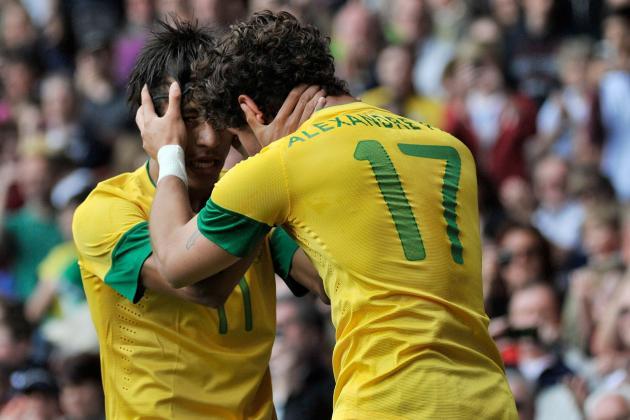 Brazil vs. Belarus Olympic Soccer: Score, Grades, Twitter Reaction and Analysis