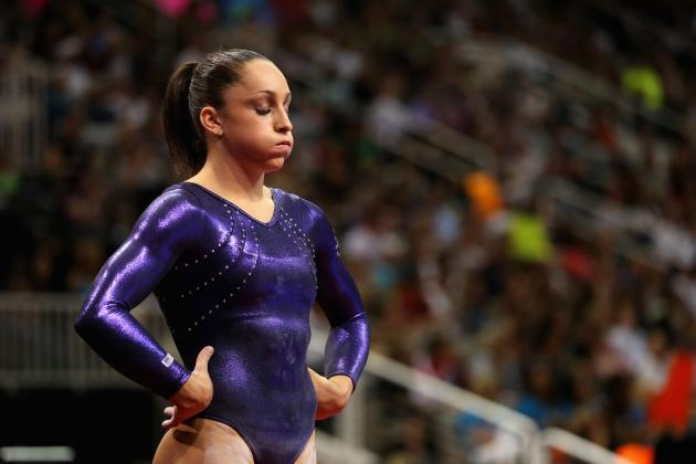 U.S. Olympic Gymnastics Team 2012: Jordyn Wieber's Greatest Test Lies Ahead