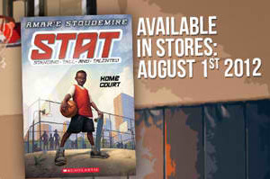 NBA Report: Excerpt Released from Amar'e Stoudemire's New Tween Book 'STAT'