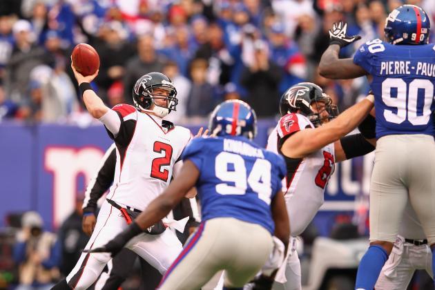 Fantasy Football Profile: How Atlanta Falcons QB Matt Ryan Projects for 2012