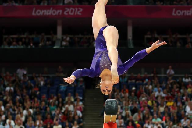 Women's Gymnastics Olympic Qualifications 2012: Wieber Out, but Rule Is Unfair