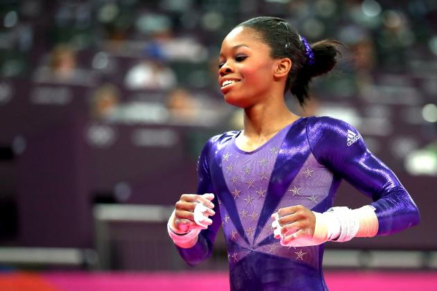 London 2012: Gabby Douglas Is the Flying Squirrel with a Shot at Gold