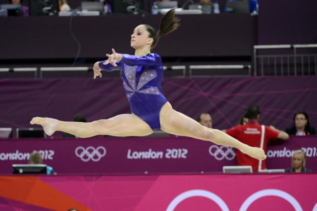 Yes, Jordyn Wieber will continue into an individual final as well as the team showdown against Russia, with China and Romania likely battling for bronze.