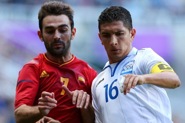 Spain vs. Honduras: Olympic Men's Soccer Live Score, Highlights, Stats