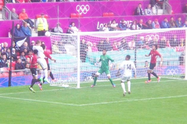 Olympic Football: New Zealand Holds on as the Egyptians Impress