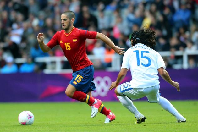 Olympic Soccer: Spain Eliminated After Losing to Honduras