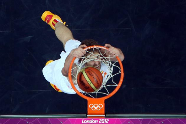 Olympics Basketball 2012: Pau Gasol Makes a Case for a Different Trade