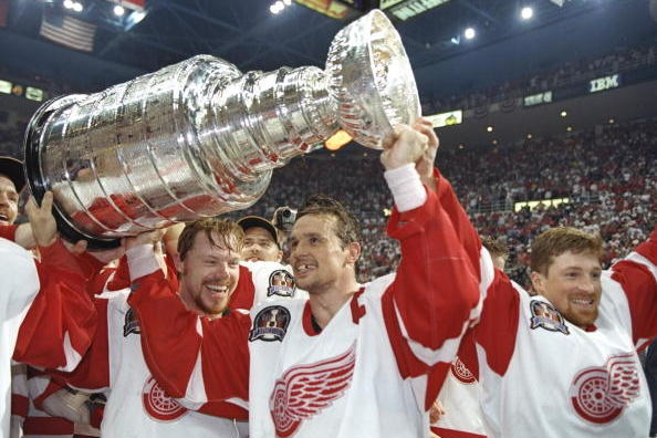Detroit Red Wings: Blood Baths, Russian Invasion and a Return to Glory