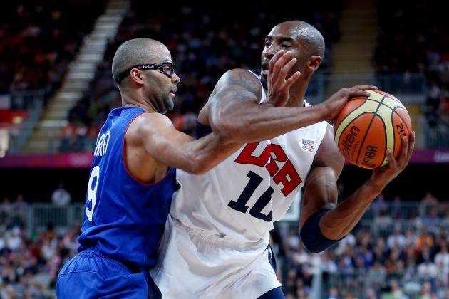 Olympic Basketball Bracket 2012: How Early Results Affect Gold Medal Chase