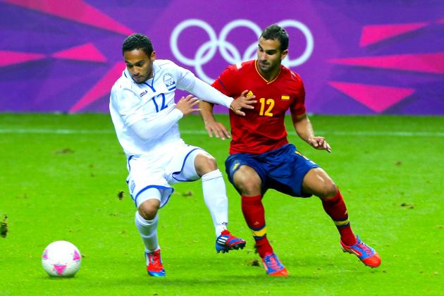 Spain vs. Honduras Olympic Soccer: Score, Grades, Twitter Reaction and Analysis