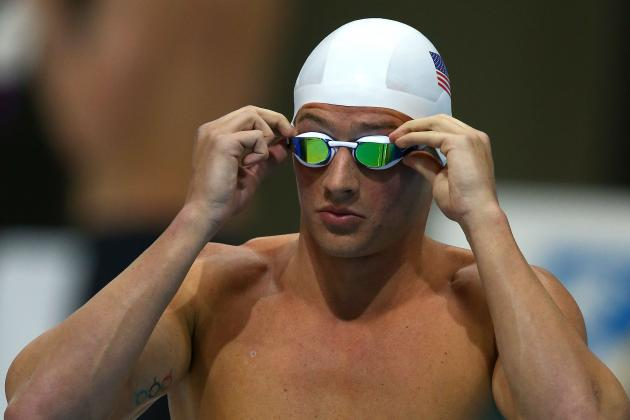 Ryan Lochte Looking to Land Second Gold Medal in 200-Meter Freestyle