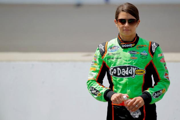 NASCAR Sprint Cup Series: Why Danica Patrick Is Highly Overrated