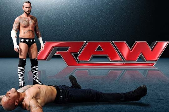 WWE Raw Preview: AJ Takes Charge, CM Punk/Rock, John Cena and More