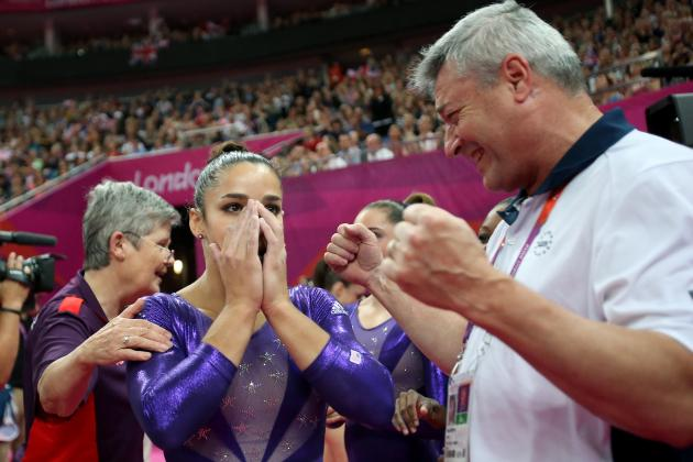 Olympic Women's Gymnastics 2012 Day 2 Results: Qualifiers, Medal Hopefuls & More