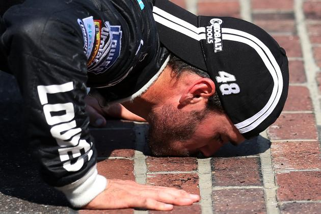 2012 Brickyard 400 Results: Little E Steals Spotlight from Champ Jimmie Johnson
