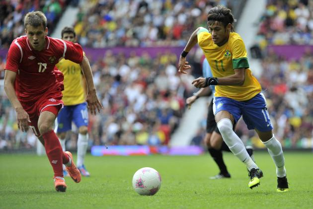 Neymar: Assessing His Performance for Brazil vs. Belarus