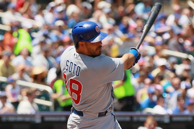 MLB Trade Rumors: Chicago Cubs Should Unload Geovany Soto Before It's Too Late