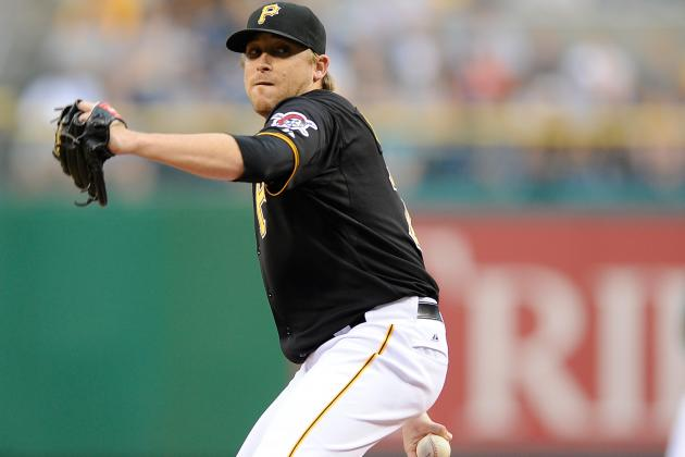 MLB Trade Rumors: Teams That Must Make a Run at Pirates' Kevin Correia