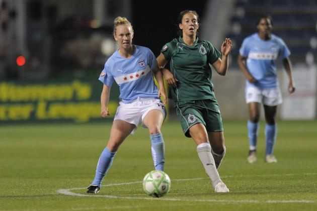 Pro Women's Soccer '12: National No-Shows, Refugee Players and an Ad-Hoc League