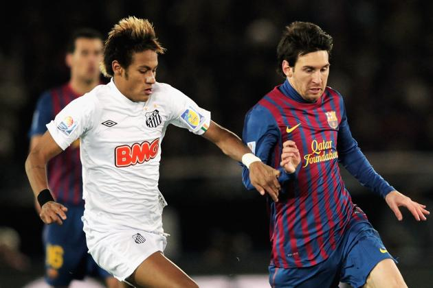 Pros and Cons of Pairing Messi and Neymar for Barcelona