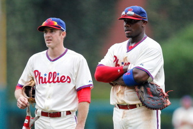 Philadelphia Phillies:  Familiar Faces Doing Unfamiliar Things