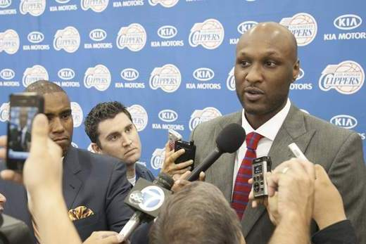 Lamar Odom Poised to Return to Form After Being Reunited with LA CLippers