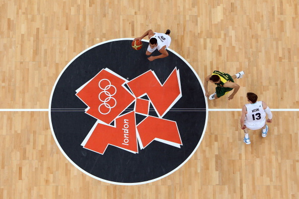 Olympic Men's Basketball Schedule 2012: When and Where to Watch Group Play