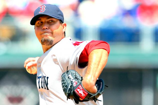 Red Sox Reportedly Willing to Discuss Trading Josh Beckett in Right Deal