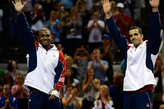 John Orozco and Danell Leyva Will Dominate in 2012 Men's Gymnastics All-Around