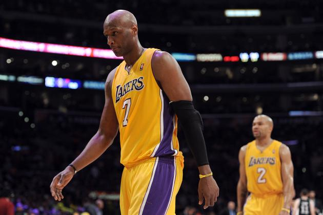Will Antawn Jamison Be the New Lamar Odom for Los Angeles Lakers?