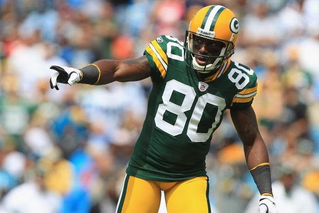 Would the Green Bay Packers Be Better Off Without Donald Driver?