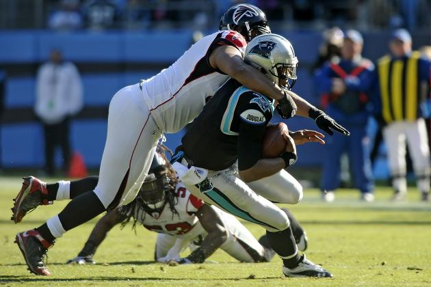 One Advantage the Atlanta Falcons Have over Each Division Foe in 2012