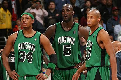 Waving the White Flag: Defining the True Legacy of Boston's Big Three