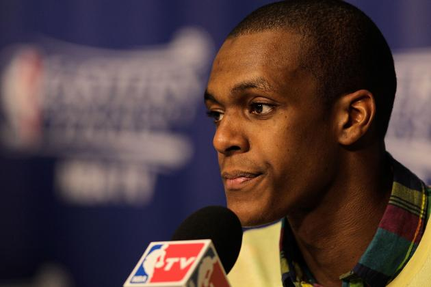 Rajon Rondo: Boston Celtics Star PG Wrong to Say He's Best Point Guard in NBA