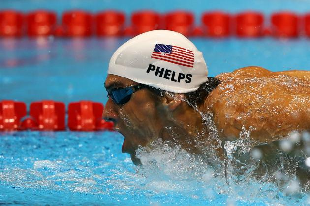 Olympic Swimming Results 2012: Missy Franklin & Stars Who Will Conquer Rivals