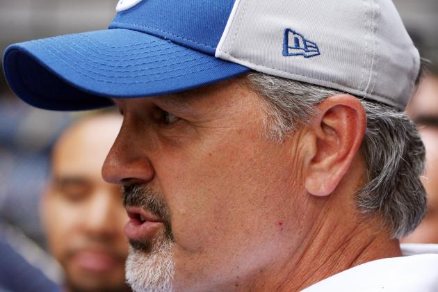 Indianapolis Colts' Chuck Pagano Has His Dream Job