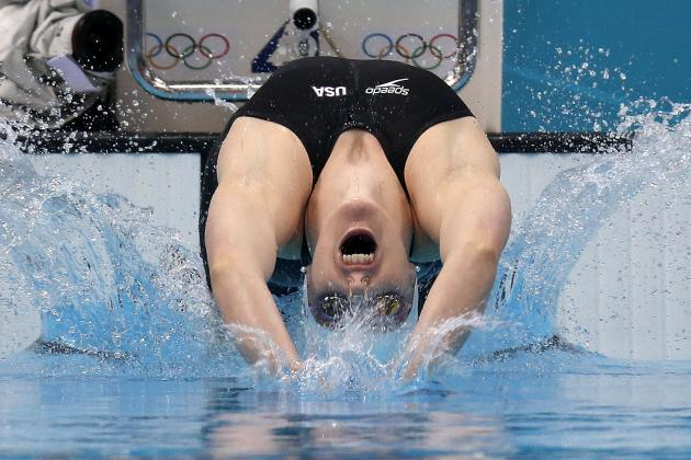 London 2012: Updating Missy Franklin's Latest Action