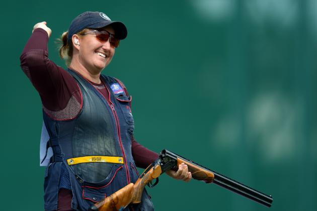 Olympic Standings 2012: Where USA and Top Medal Contenders Stand on Day Three