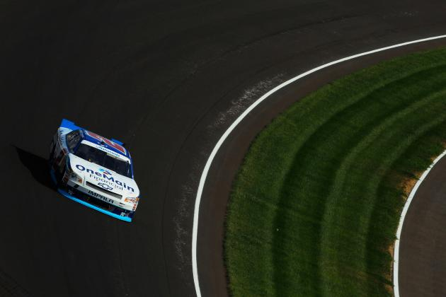 NASCAR's Restart Blunder Costs Elliott Sadler at Indy