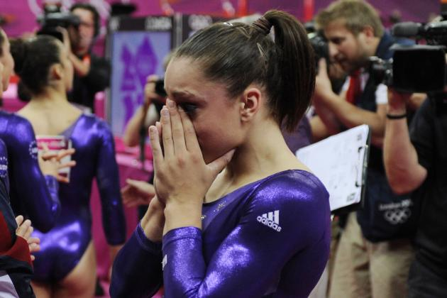 Olympic Gymnastics 2012: Jordyn Wieber Not Qualifying Is Not a Controversy