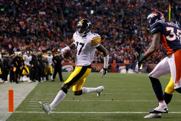 Mike Wallace Would Be a Perfect Fit in the AFC South